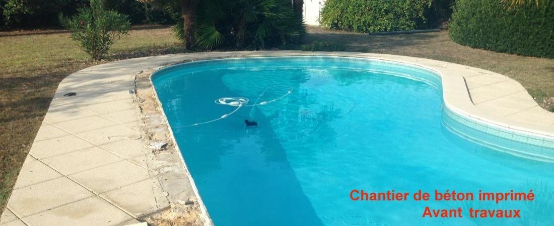Terrassement assainissement btp saintes rbtp chaniers for Travaux piscine